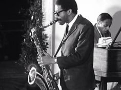 Joe Henderson and Horace Silver.
