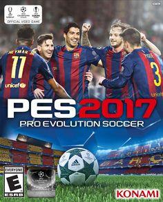 [PES 2017] Télécharger et cracker Pro Evolution Soccer 2017 PC
