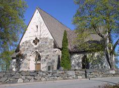 Lempäälä church Grave Monuments, Graveyards, Old Buildings, Finland, Cathedral, Medieval, Places, Travel, Happy