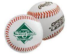 """Baseballs, Rawlings Official (2-7/8"""") - MiniSportsBalls.com"""