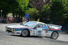 Lancia 037 rally car - Group B