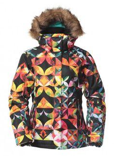 3c599a6429 Cool Roxy ski jacket! Want! Roxy Ski Jackets