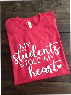 My Students Stole My Heart