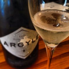 Argyle Brut $26 is a steal. Lovely brut made of Chardonnay and Pinot noir grapes. One of my favorites.