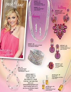 Here's a happy, fun, and bright thought! our PARK LANE NEW EDITION JEWELRY for the month of MAY just rolled out! BAM! HELLO POP OF COLOR AND GORGEOUSNESS! LOVE IT! Shop for Mom's Day at my website! Guaranteed delivery by Momma's Day!  www.myparklane.com/hcross  get your orders made now so your jewels can be sent on time for mothers day!