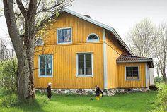 200 vuotta vanha talo Raaseporissa