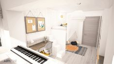 Camere copii Design Interior, Loft, Bed, Furniture, Home Decor, Decoration Home, Stream Bed, Room Decor, Lofts