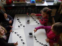 Tweede en derde kleuterklas, Den Hulst: Week 23 tot 27 april (wk17): thema huisdieren. Goldilocks And The Three Bears, Animal Crafts For Kids, Forest Animals, I School, 27 April, Safari, Kindergarten, Activities, Pets