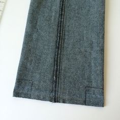 and visitors… (Moda. the Cutting Table) Denim Bag, Denim Button Up, Button Up Shirts, Fabric Boxes Tutorial, Grey Bags, Girl Scout Activities, Old Jeans, Basic Grey, Girl Scouts