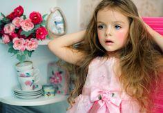 photographer Zhenia FOTOKOT  model Milana Kurnikova  Russia   #fashion #kids #models #pretty #beautiful #pink #doll