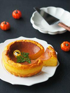 「かぼちゃのチーズケーキ」トイロ | お菓子・パンのレシピや作り方【corecle*コレクル】
