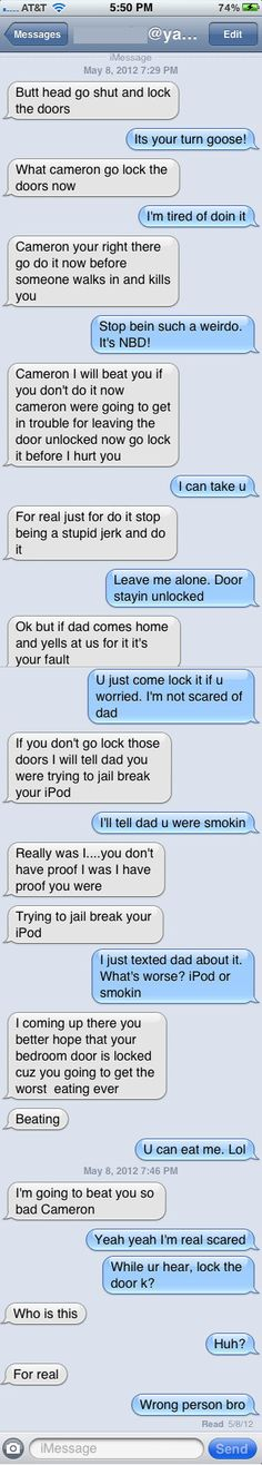 26 Absolutely Perfect Ways To Respond To A Wrong Number Text