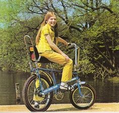 Alan Oakley designer of the Raleigh Chopper bike which became a symbol of the 1970s passed away in Nottingham  last week. Any old Choppers out there? We feel a Chopper rally at The Vintage Festival coming on!