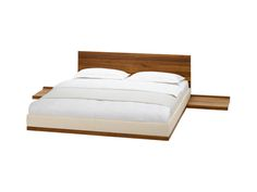Riletto echt houten bed - bijzonder stevig en geschikt voor verhuizing   TEAM 7