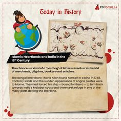 The chance survival of a 'postbag' of letters reveals a lost world of merchants, pilgrims, bankers and scholars. #todayhistory #didyouknow #didyouknowthat #edugorilla #education #learning #students #teachers #success #inspiration #motivation #knowledge #WorldWar #WorldWar1 Today History, Online Tests, Pilgrims, Study Materials, Survival, Students, Knowledge, Lost, Success