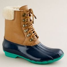 Sperry Shearwater Snow Boots