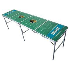 Jacksonville Jaguars NFL Tailgate Pong Table 2x8