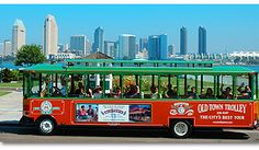 I used this while vacationing in San Diego! Very educational and they visit all the popular areas! It's a hop on hop off ride!