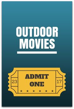 free outdoor movies in greenville, sc #kiddingaroundgreenville #yeahTHATgreenville #outdoormovies