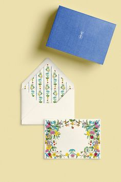 Citrus Garden Stationery Set — Stephanie Fishwick Calligraphy & Illustration Digital Collage, Collage Art, You Make Beautiful Things, Citrus Garden, 10 Envelope, Paper Packaging, Stationery Set, Painting Edges, Monogram Letters