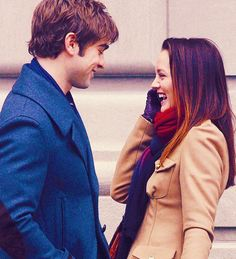 Leighton Meester & Chace Crawford