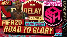 Fifa 20 Road To Glory 28 I Squad Battles Rewards I Pre Order Packs I Delay Champions Fifa Fifa 20 Champion