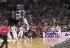 ♥DC♥ 110 who won celebration fail (basketball fail gifs)