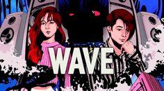F(Amber Liu & Luna ) x R3hab - Wave [Sub esp + Rom + Han]
