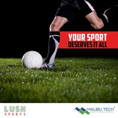 Lush Sports mirrors the playing characteristic of real grass while also working on its disadvantages.Why bear the hassles of natural turf when you can play its experience on synthetic turf? #MalibuTech #Turf #Lush #LushSports