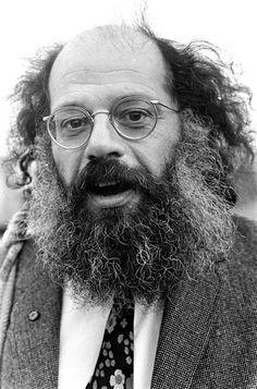 "Espaces Magnétiques: Exposition digitale ""Beat Generation / Allen Ginsberg"""