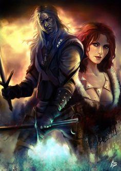 The Witcher by Raistt on DeviantArt