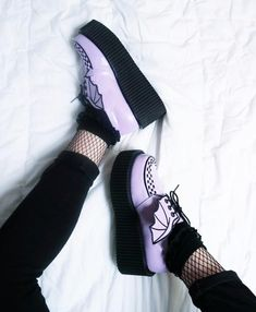 "979 Likes, 9 Comments - Attitude Holland (@attitudeholland) on Instagram: ""We love how @debbyvandiggele styled her creepers!  Do you like pastel colours?"""
