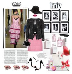 """""""YOINS"""" by madlenbellucci ❤ liked on Polyvore featuring Eichholtz, Yves Saint Laurent, Jo Malone, Chicnova Fashion and Inez & Vinoodh"""