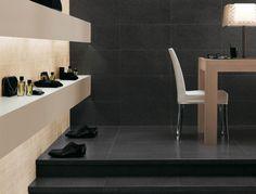 Advance_NeroBasalto_#design #arredobagno #gresporcellanato #pavimento #interiordesign #ideas #home #arredocasa #gresporcellanatoprezzi