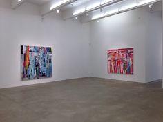 Tomory Dodge Artist Paintings Exhibition Crg Gallery Chelsea Manhattan New York