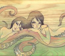 Inspiring picture animal, animals, anime, art, audrei, audrey kawasaki.