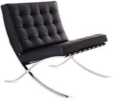 Barcelona Chair Design Within Reach
