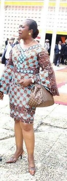Latest African Fashion Dresses, African Design, Couture, Outfits, Collection, Vestidos, African, Trendy Tree, Elegant Woman