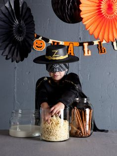 Classroom Halloween Party! Tutorials, Halloween Party Ideas - Kara's Party Ideas - The Place for All Things Party