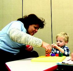 Autistic children learn alongside of their parents in unique classroom | NJ.com