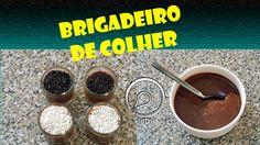 BRIGADEIRO DE COLHER Chocolate Fondue, Cereal, 1, Breakfast, Desserts, Food, Recipes, Morning Coffee, Meal