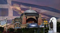 ΑΕΚ Αγιά Σοφιά Hagia Sophia, Horror Movies, Taj Mahal, Greece, Mansions, History, House Styles, Building, Travel