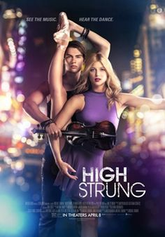 High Strung a hip hop violinist busking in the New York subway encounters a classical dancer on scholarship at the Manhattan Conservatory of the Arts, sparks fly. With the help of a hip hop dance . Hd Movies, Movies To Watch, Movies Online, Movies And Tv Shows, Movie Tv, Dance Movies On Netflix, Film Watch, Movies Free, Movies 2019