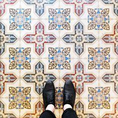 Parisian Floors Project by Sebastian Erras