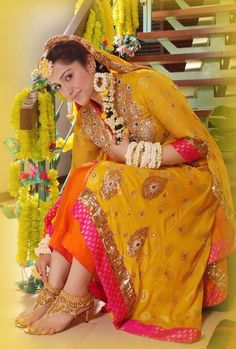 The Indian Wedding (maayun/mehndi)