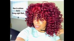 How to achieve curls using only eight perm rods/perm rod cheat [Video]  Read the article here - http://blackhairinformation.com/video-gallery/achieve-curls-using-eight-perm-rodsperm-rod-cheat-video/
