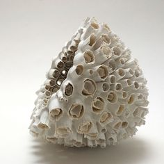 Therese Lebrun, porcelain