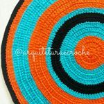 "1,334 Likes, 34 Comments - Arqtª. Eliza Buzzetti (@arquiteturaecroche) on Instagram: ""Bom dia!!!  #crochet #croche #handmade #fiodemalha #feitocomamor #feitoamao #trapilho #totora…"""
