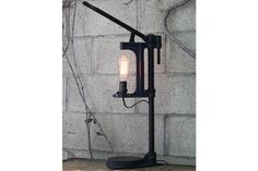 Railyard Lamp