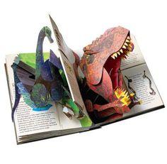 Dinosaur Pop-up Book                                                                                                                                                      More